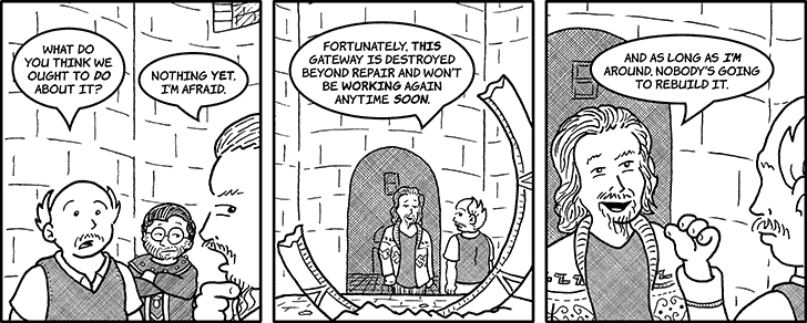 Broken Gateway